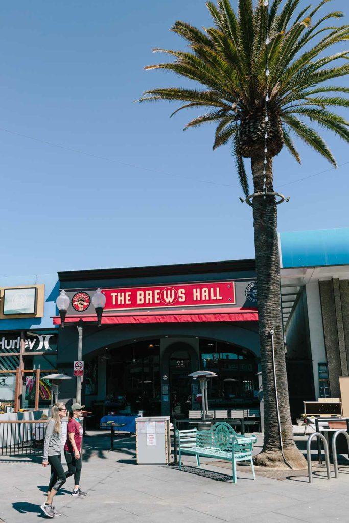 The Brews Hall @ Hermosa Beach
