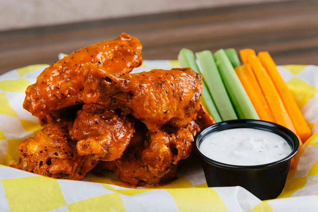 Classic Buffalo Wings from Chicken T.W.I.L.I.