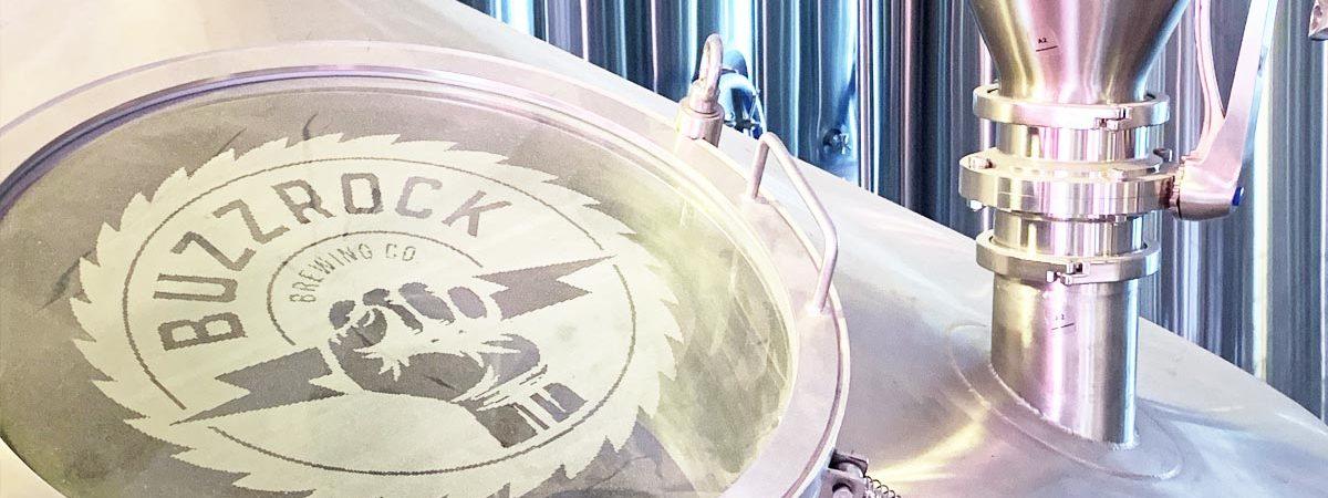 Buzzrock Brewing Co. Tanks